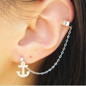 Anchor Stud with Cuff Attached